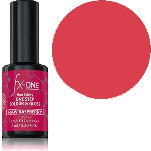 alessandro FX-ONE Colour & Gloss Raw Raspberry, 02-839