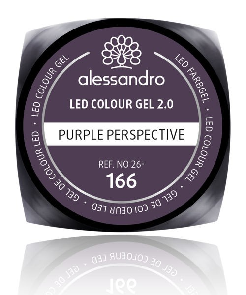 alessandro Farbgel 2.0 Purple perspective, 26-166
