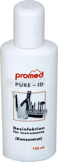 Promed Pure-ID Desinfektion für Instrumente