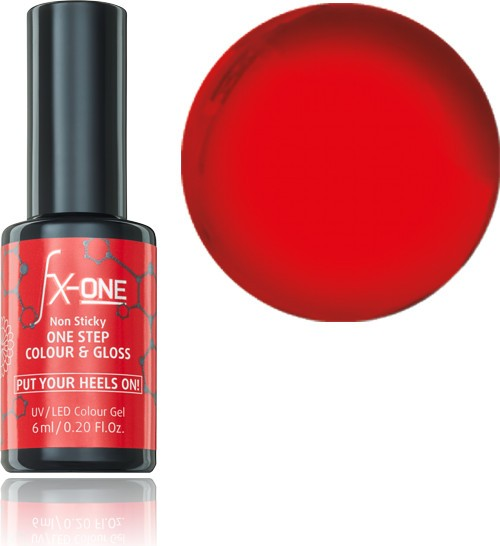 alessandro FX-ONE Colour & Gloss Put your Heels on, 02-903