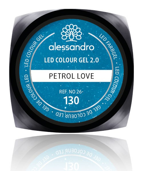 alessandro Farbgel 2.0 Petrol Love, 26-130