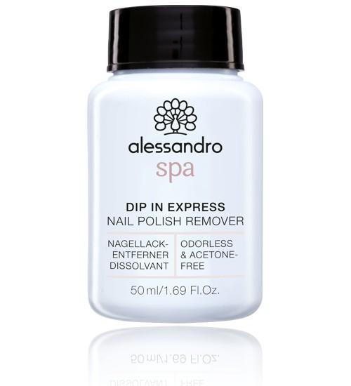 alessandro spa Dip In Express Nagellackentferner, 43-045