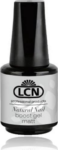 LCN Naturnagelverstärkung Natural Nail Boost Gel matt