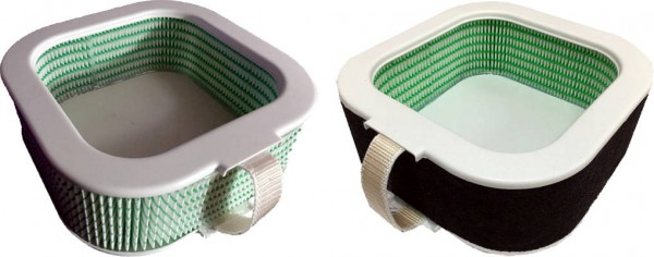 Staubabsaugung CLEANAIR ONE Filterkartusche