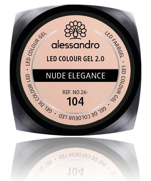 alessandro Farbgel 2.0 Nude Elegance, 26-104