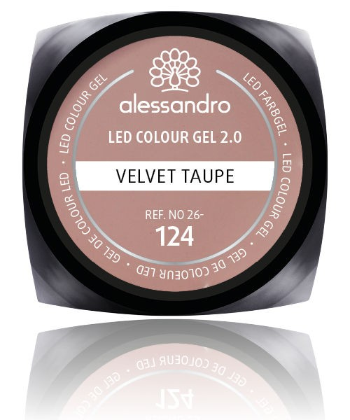 alessandro Farbgel 2.0 Velvet Taupe, 26-124