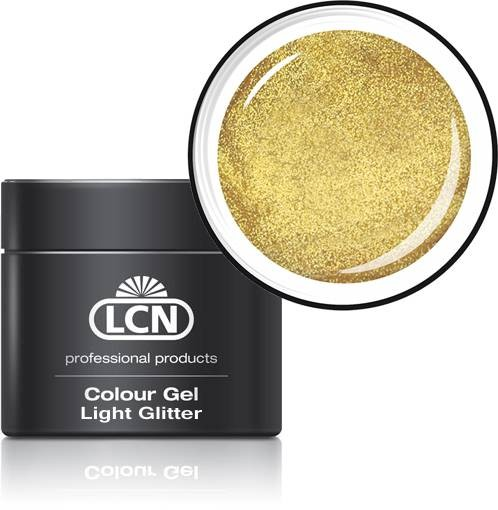 20611-1 light gold LCN Light Glitter