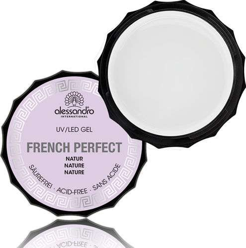 alessandro French Perfect Natur UV-French Gel
