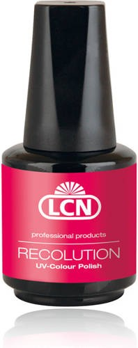 LCN Recolution Soak Off Crazy Pink