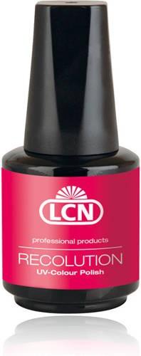 LCN Recolution Soak Off Crazy Pink