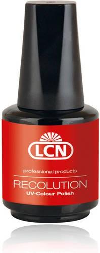 LCN Recolution Soak Off Brilliant Dark Orange