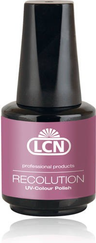 LCN Recolution Soak Off Blackberry Red