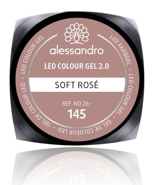 alessandro Farbgel 2.0 Soft rose, 26-145