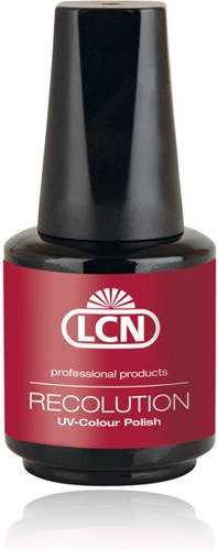 LCN Recolution Soak Off Strawberry Red