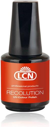 LCN Recolution Soak Off Orange Red