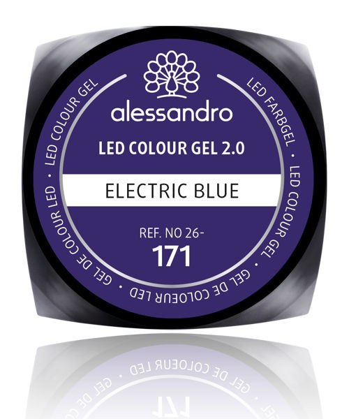 alessandro Farbgel 2.0 Electric blue, 26-171