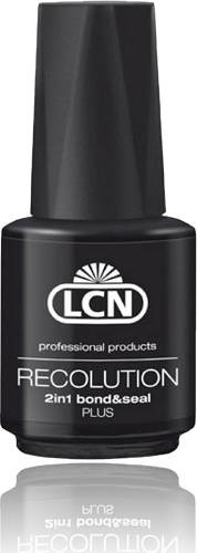 LCN Recolution Soak Off 2in1 Bond & Seal PLUS, 21334