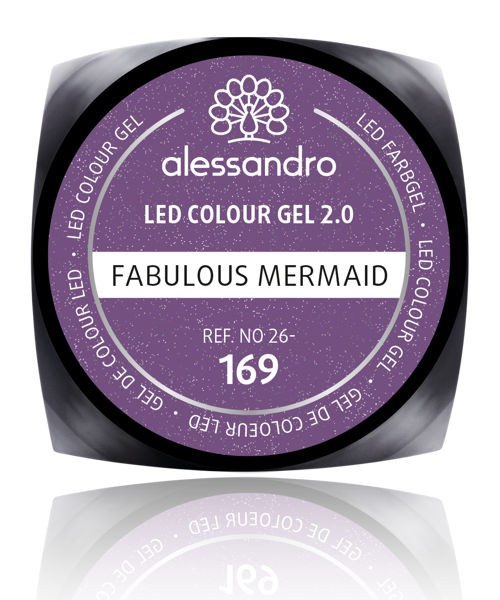 alessandro Farbgel 2.0 Fabulous mermaid, 26-169