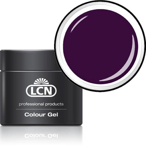 LCN Farbgel 20605-495 Dark Plum