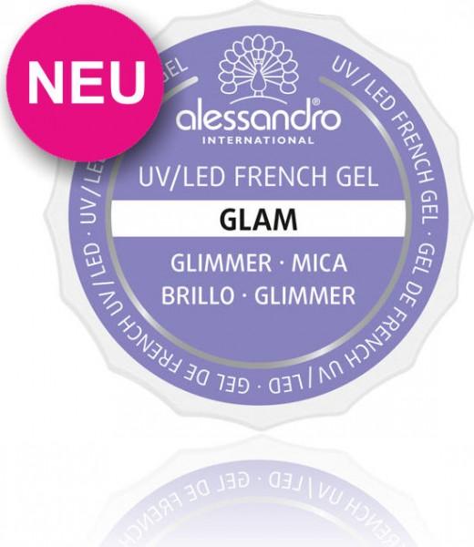 alessandro French Glam UV-French Gel, 01-909