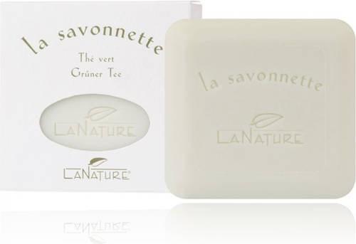 LaNature Seife La Savonette Grüner Tee 100 g 1406373