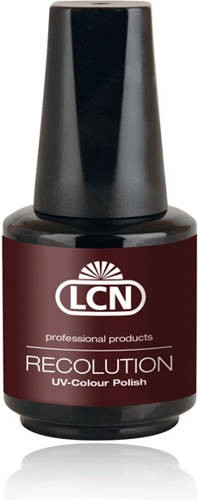 LCN Recolution Soak Off Red at Night