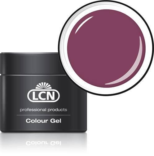 LCN Farbgel 20605-136 Blackberry Red