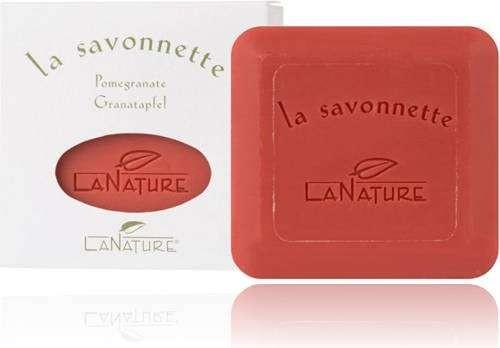 LaNature Seife La Savonette Granatapfel 100 g 1406242