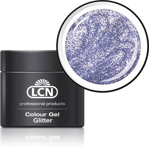 LCN Glitter Gel 20615-17 violet dream