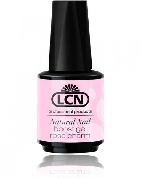 LCN Naturnagelverstärkung Natural Nail Boost Gel Rosé-Charm, 21375