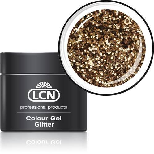LCN Glitter Gel 20615-2 sand
