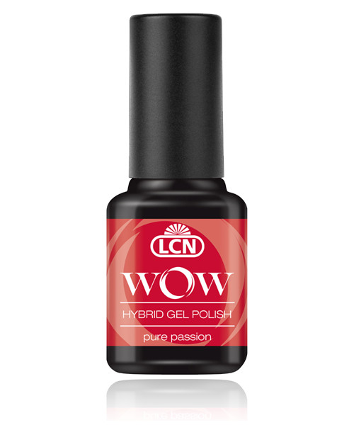 "LCN WOW Hybrid Gel Nagellack ""pure passion"", 45077-7"