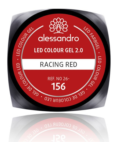 alessandro Farbgel 2.0 Racing red, 26-156