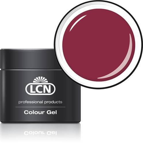 LCN Farbgel 20605-244 glue wine
