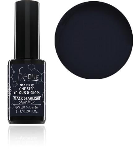 alessandro FX-ONE Colour & Gloss Black Starlight, 02-921