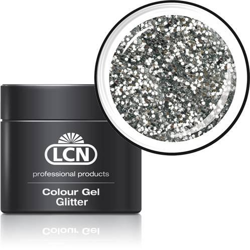 LCN Glitter Gel 20615-11 silver