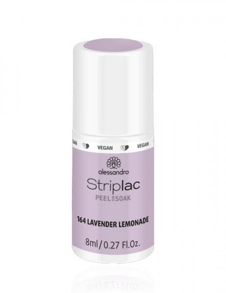 alessandro Striplac Peel Or Soak Lavender Lemonade, 48-164