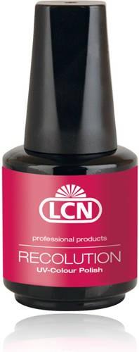 LCN Recolution Soak Off Raspberry Lollipop