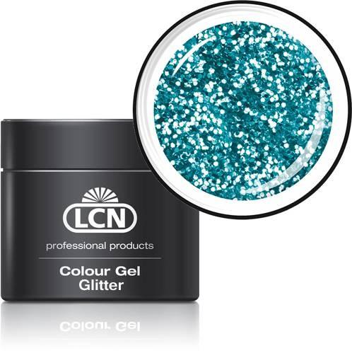 LCN Glitter Gel 20615-12 laser blue