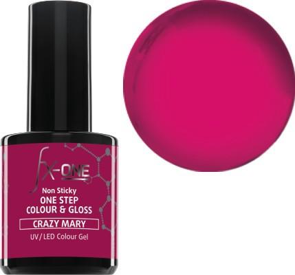 alessandro FX-ONE Colour & Gloss Crazy Mary, 02-812