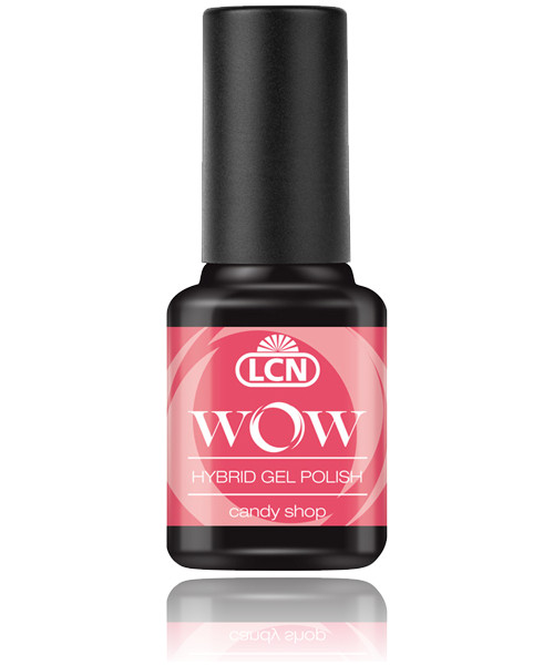 "LCN WOW Hybrid Gel Nagellack ""candy shop"", 45077-15"