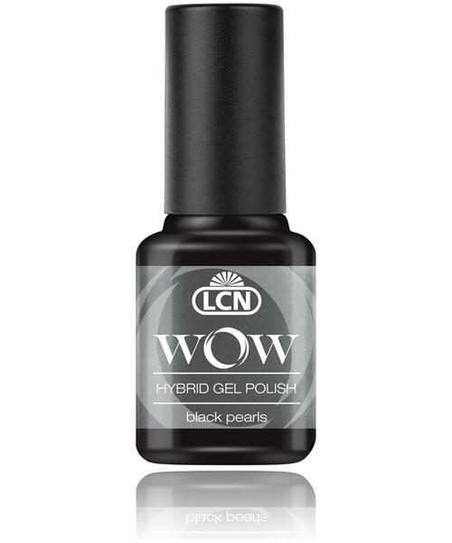 """LCN WOW Hybrid Gel Nagellack """"black pearls"""", 45077-22"""