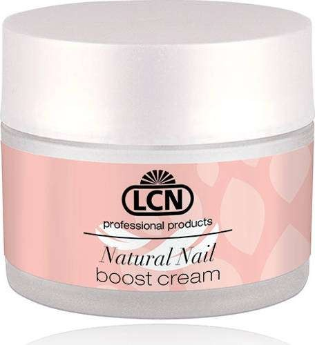 LCN Natural Nail Boost Cream