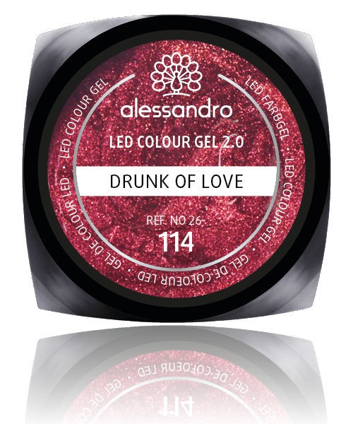 alessandro Farbgel 2.0 Drunk of Love, 26-114