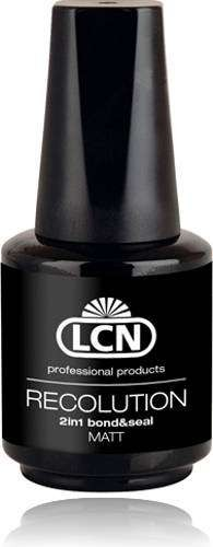 LCN Recolution Soak Off 2in1 Bond & Seal Matt