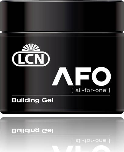 LCN AFO Building Gel, UV-Aufbaugel, 21341