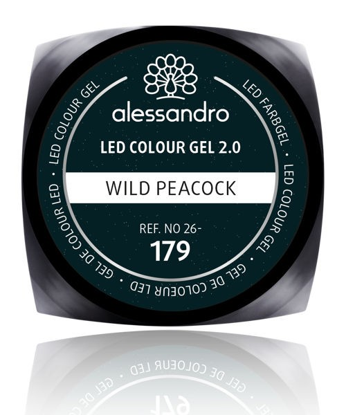 alessandro Farbgel 2.0 Wild peacock, 26-179