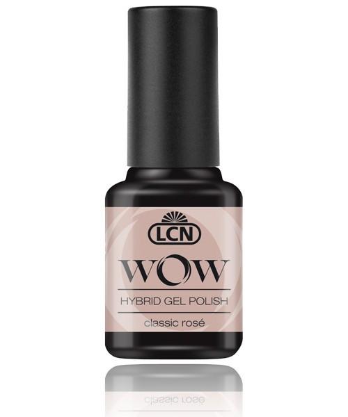 "LCN WOW Hybrid Gel Nagellack ""Classic Rosé"", 45077-C5"
