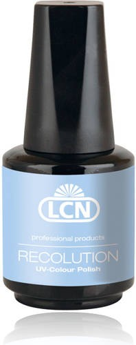 LCN Recolution Soak Off Frosted Rain