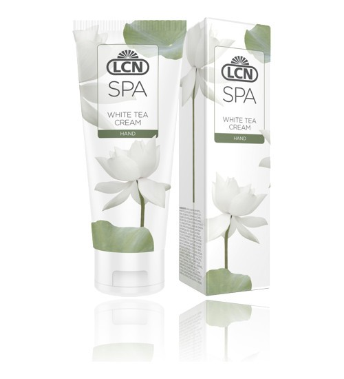 LCN SPA White Tea Hand Cream 75ml, 91027